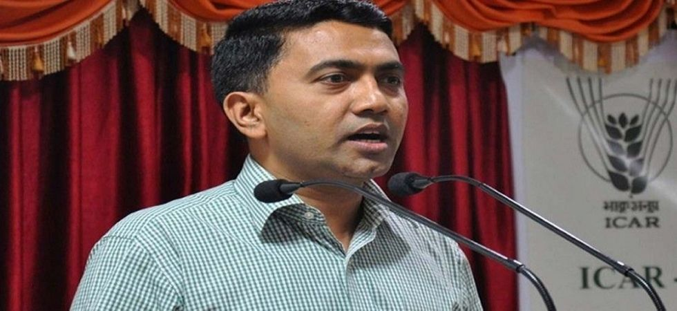 Goa Chief Minister Pramod Sawant (File Photo)