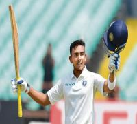 Prithvi Shaw handed suspension for doping violation, ineligible for selection till November 15, 2019