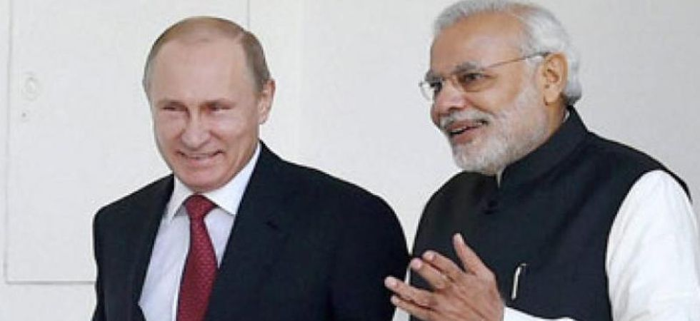 Moscow said that it is a consistent supporter of normalization of relations between India and Pakistan. (File Photo)