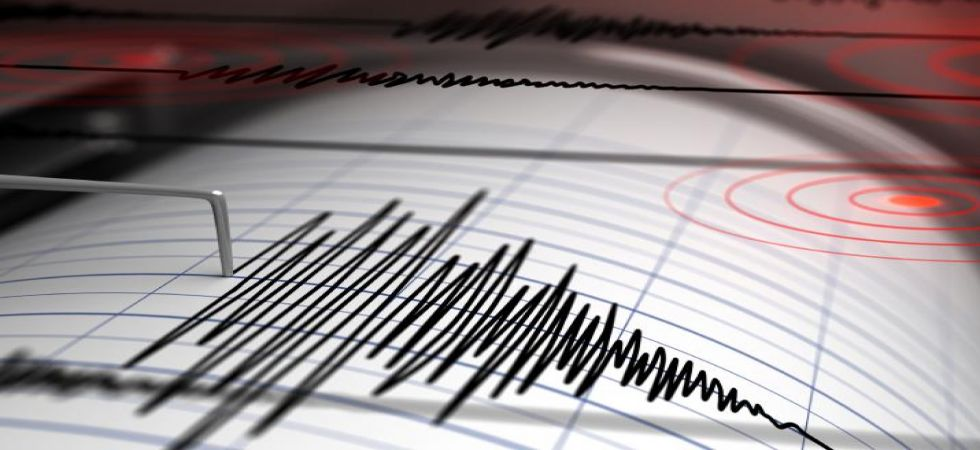 Earthquake hits the entire Northeast (File Photo)