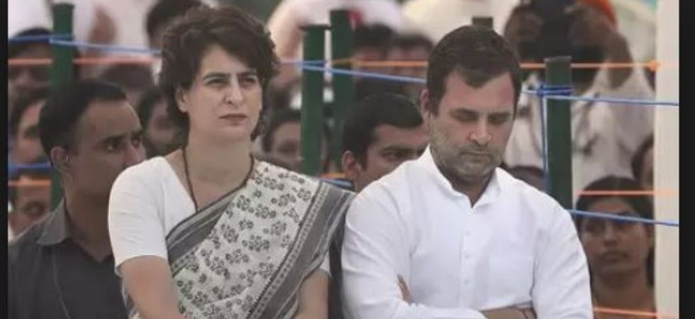 It should be noted that Rahul Gandhi has made it clear that no one from Gandhi family will take the job as Congress chief, which virtually rules out Priyanka Gandhi's role. (File photo)