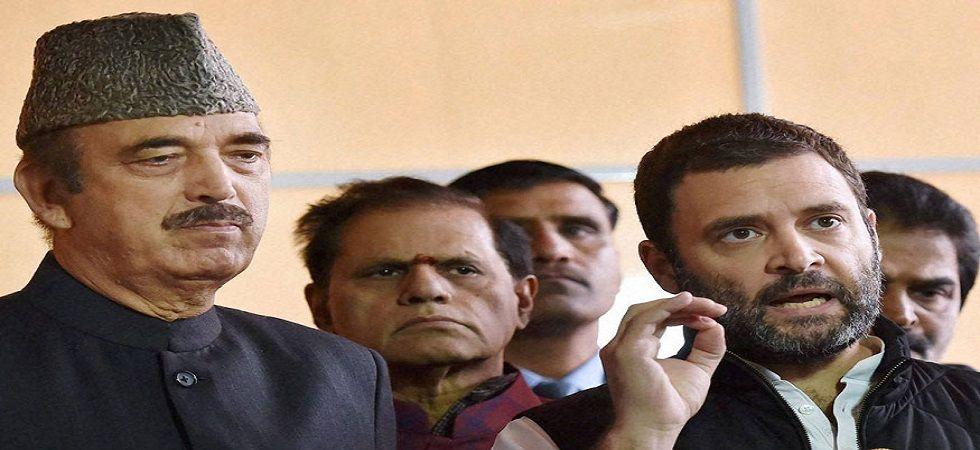 Rahul Gandhi, other opposition leaders to visit Srinagar tomorrow