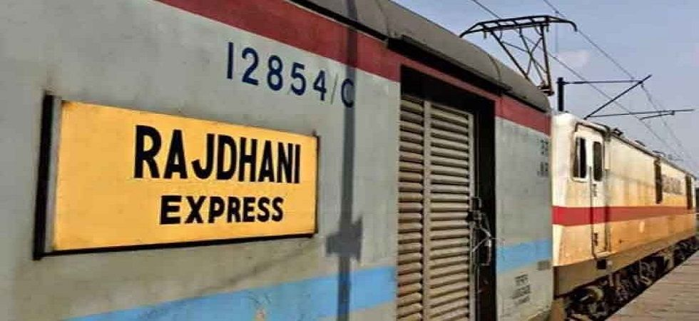 Woman alleges molestation on board Rajdhani Express by staff. (Representative image)