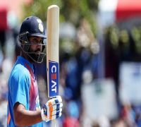 Rohit Sharma breaks Chris Gayle's world record tally of sixes in Twenty20 Internationals