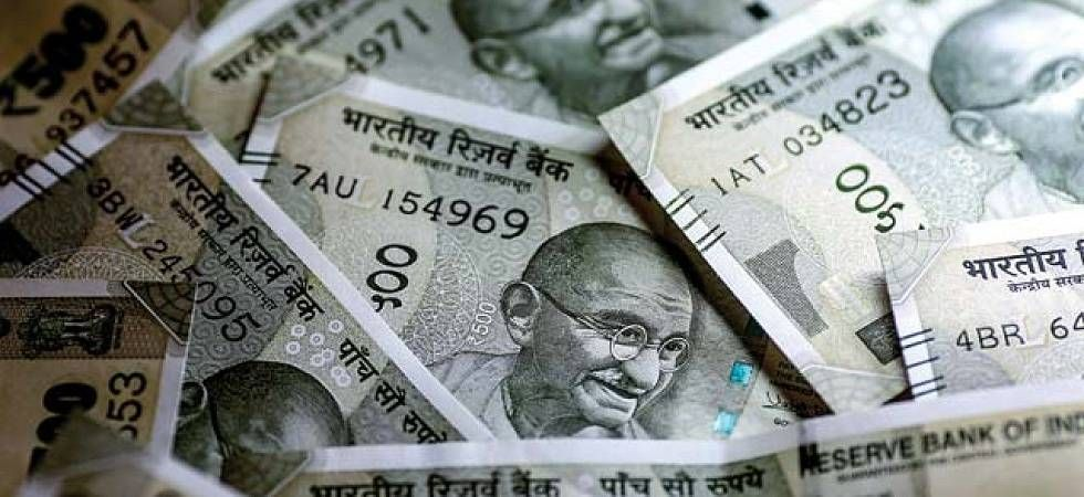 The Indian rupee Friday had closed at 68.80 against the US dollar. (File Photo)