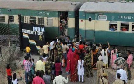 India cancels Samjhauta Express train after Pakistan