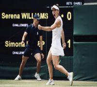 Simona Halep wins Wimbledon, defeats Serena Williams 6-2 6-2 in final