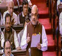 Jammu and Kashmir Reorganisation Bill, which bifurcates state into two UTs, passed in Rajya Sabha