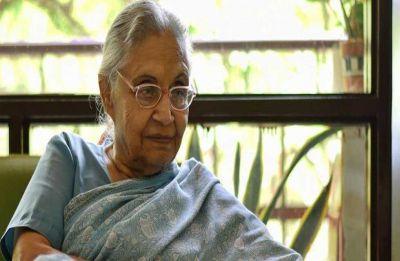 Sheila Dikshit, three-time Delhi chief minister, dies at 81, last rites today