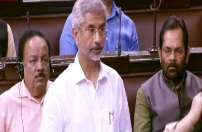 No such request made by PM: Jaishankar rejects Trump's Kashmir claim in Parliament