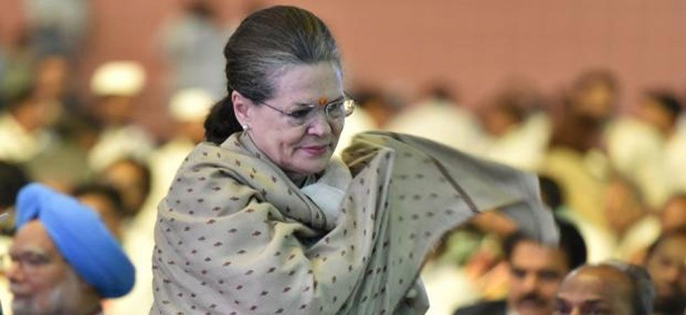Sonia Gandhi has been appointed as interim Congress president. (File Photo)
