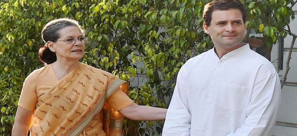Sonia, Rahul Gandhi not to take part in selection process of new Congress president. (File Photo: PTI)