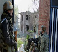 Two Jaish terrorists killed in Sopore encounter, arms and ammunition recovered