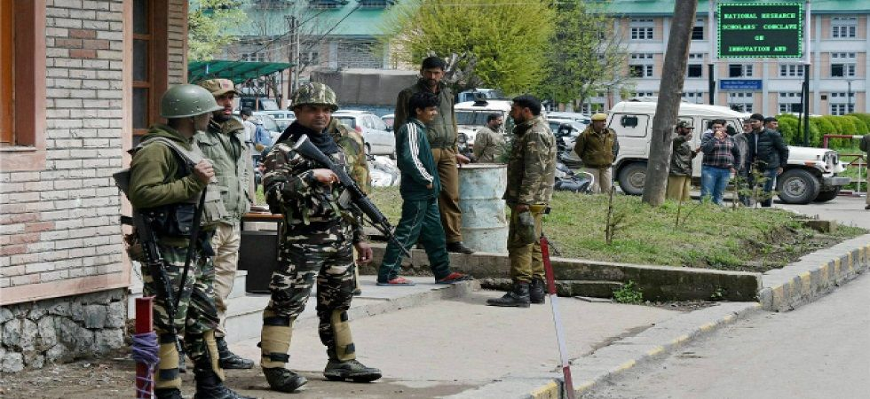 Situation in J-K peaceful, no untoward incident reported in last one week: Police