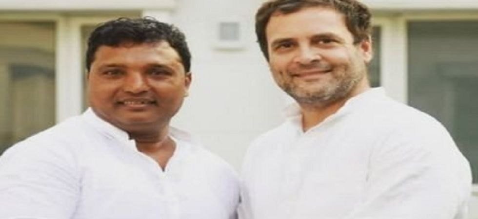 Srinivas BV appointed interim president of Indian Youth Congress