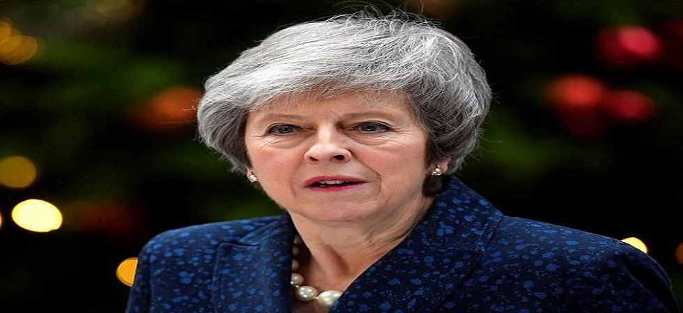 British Prime Minister Theresa May tenders her resignation to Queen Elizabeth II